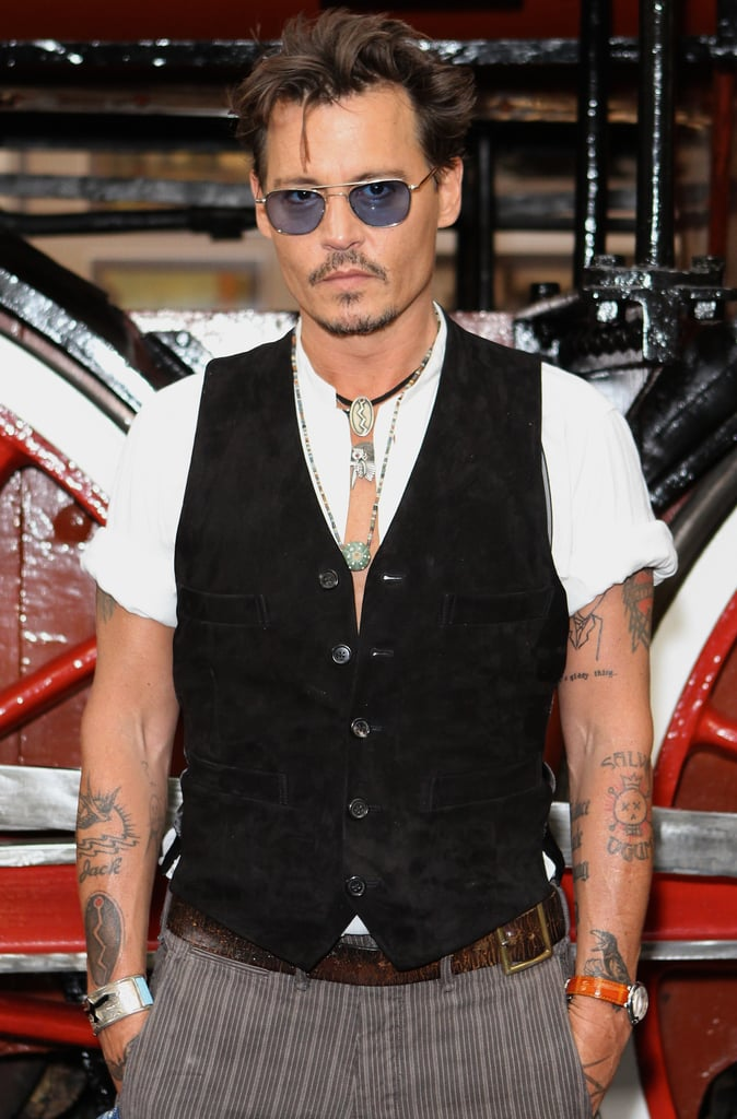 Johnny Depp will star in Mortdecai, an adaptation of the comedic crime book The Great Mortdecai Moustache Mystery.