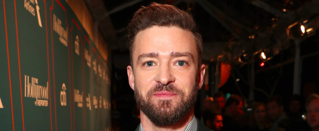 Justin Timberlake Hits the Red Carpet and Stares Straight Into Your Soul
