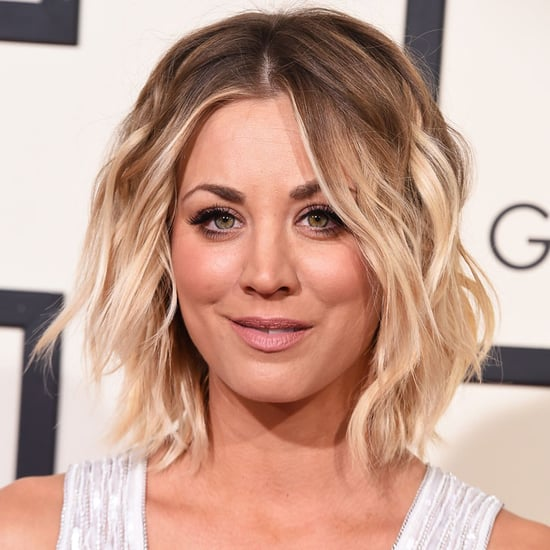 Kaley Cuoco's Story About Meeting Jennifer Aniston Video