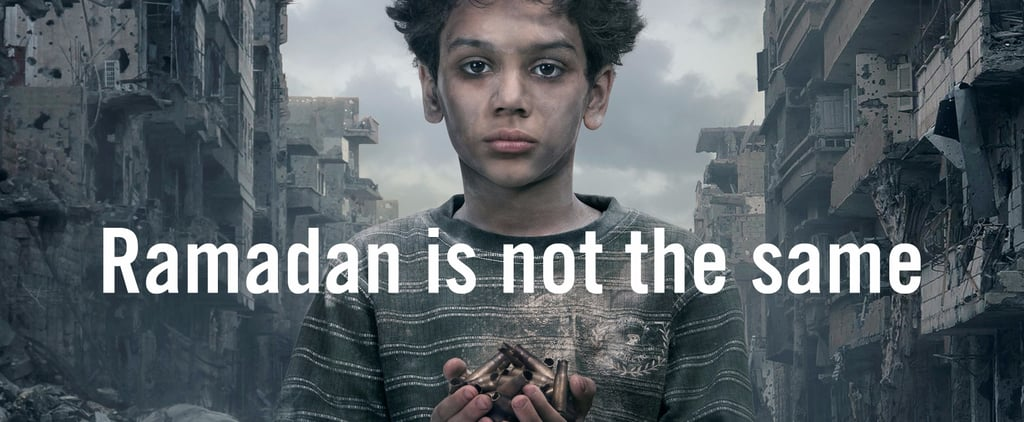 Watch Save the Children's Ramadan in Syria Ad