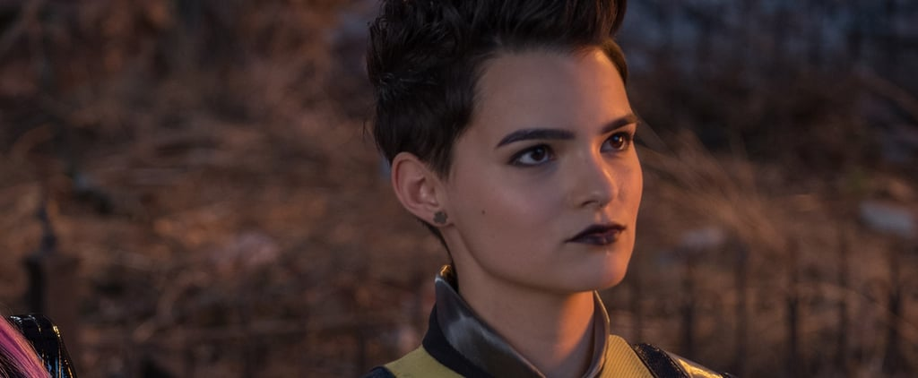 Who Plays Negasonic Teenage Warhead in Deadpool?