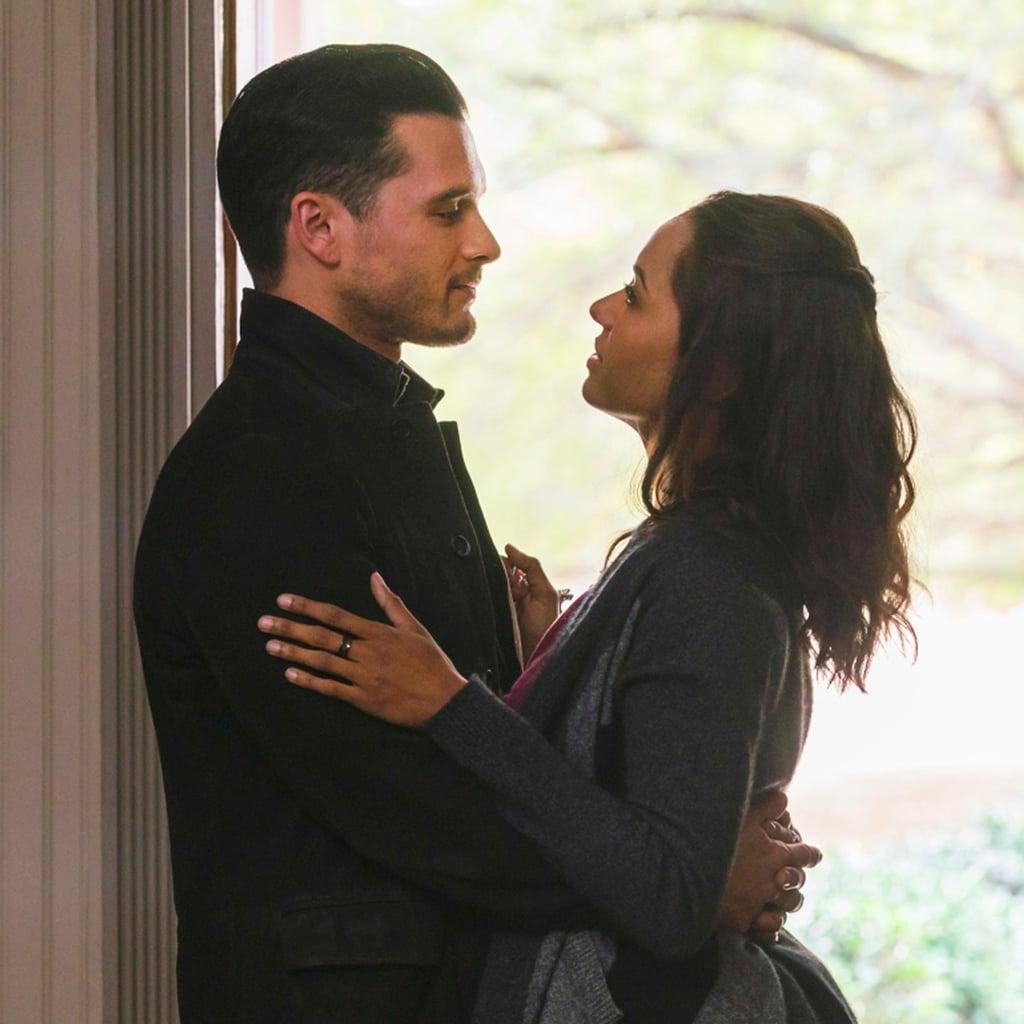 The Vampire Diaries Relationships | POPSUGAR Entertainment