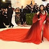 Nicki Minaj Met Gala Dress 2018