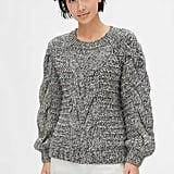 A Chunky Sweater