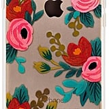 Rifle Paper Co. Rosa iPhone 6/6s Case ($36)