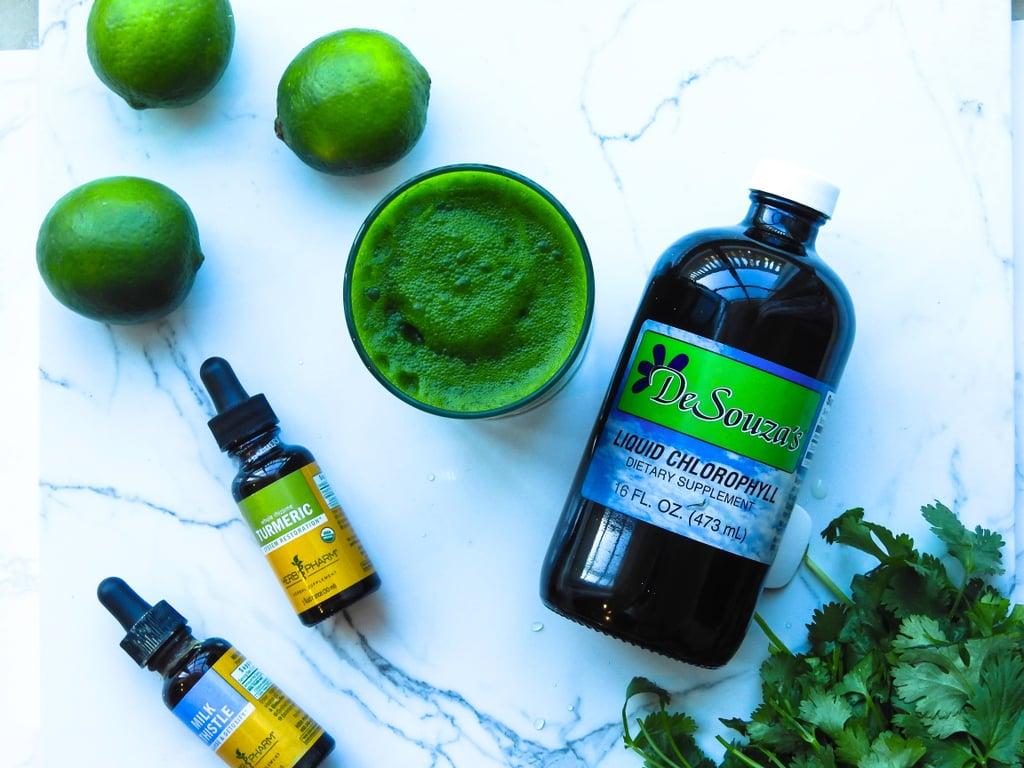 Morning Detox Drink Recipes
