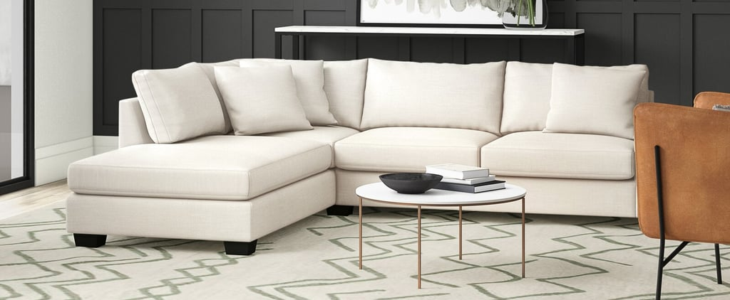 The Best and Most Comfortable Sectional Sofas From Wayfair
