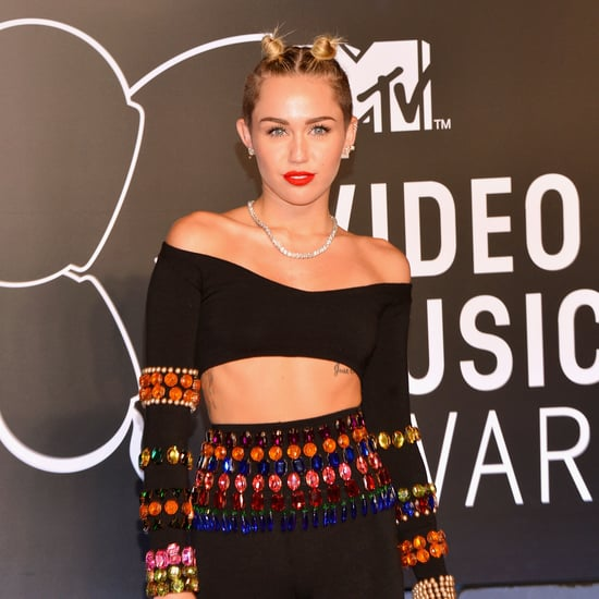 Miley Cyrus's Best VMAs Beauty Moments Of All Time