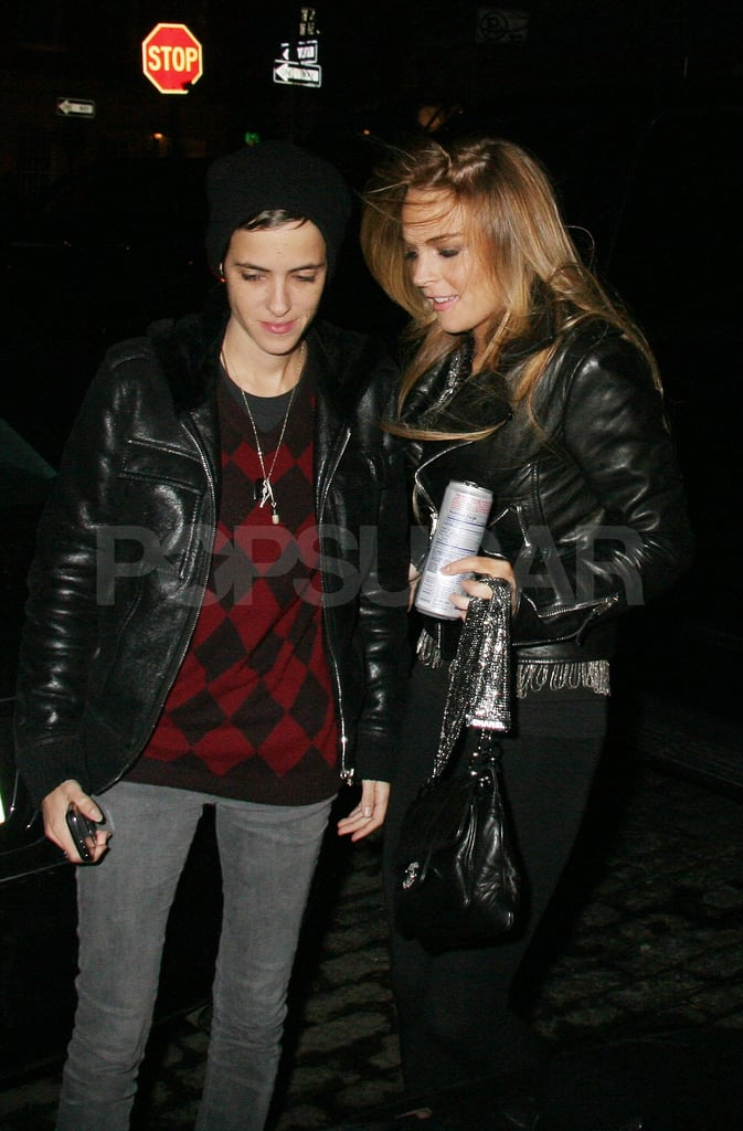 Lindsay and Sam in NYC