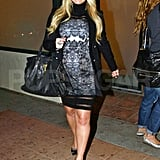 Jessica Simpson was out and about in LA.