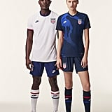 Team USA 2020 Olympic Soccer Uniforms