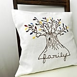 Family Tree Pillow Cover