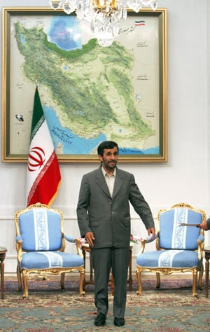 Iran Loses Bid For Global Influence on UN Security Council
