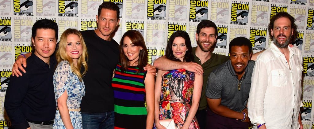 Grimm Cast Says Goodbye on Instagram