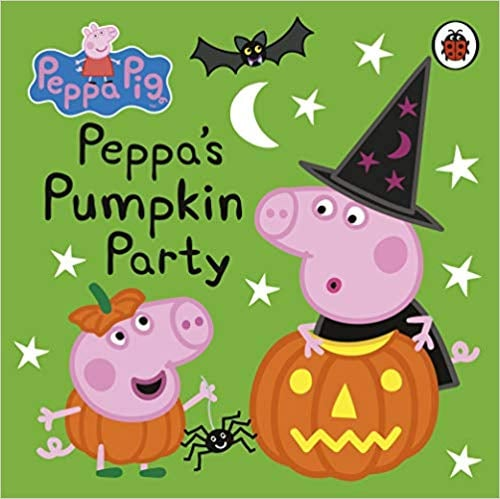 For Ages 3 to 5: Peppa Pig: Peppa's Pumpkin Party