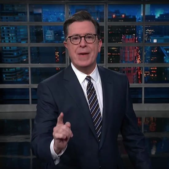 Stephen Colbert on Trump's Response to Matt Lauer Firing