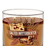 Bath and Body Works Salted Butterscotch 3-Wick Candle
