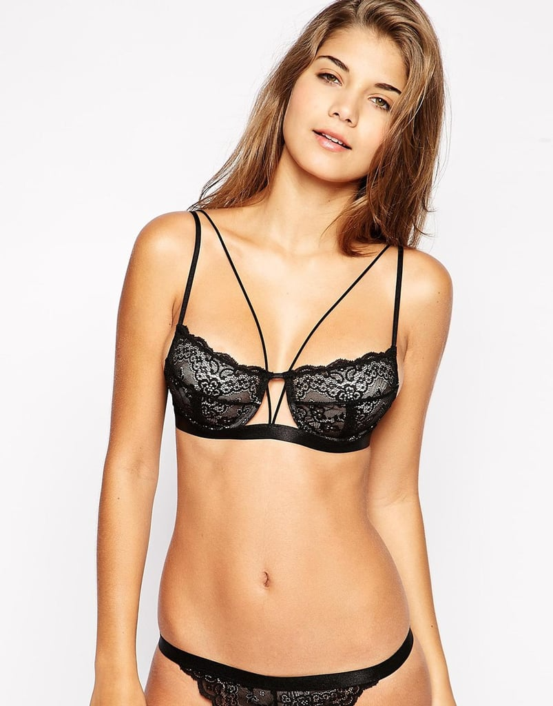 Willow Strappy Underwired Bra, $34.62 and Bottoms, $15.38