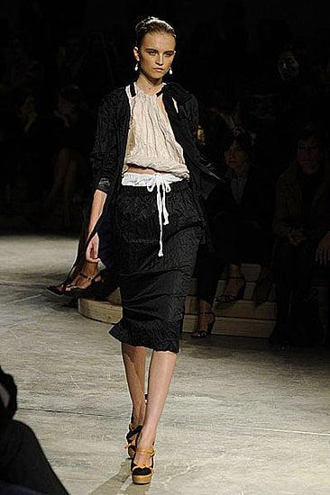 Milan Fashion Week: Prada Spring 2009