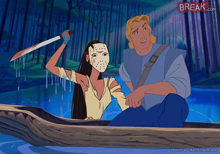 11 disney re imagined writing