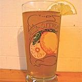 Ginger beer cooler