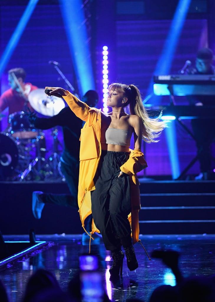 Bringing Baggy Back Ariana