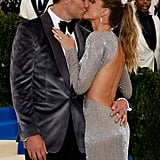 Tom Brady and Gisele Bündchen — 2017