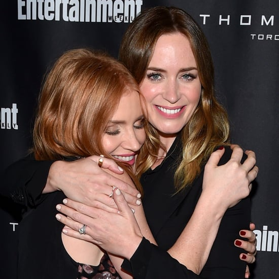 Photos of Emily Blunt With Celebrity Friends