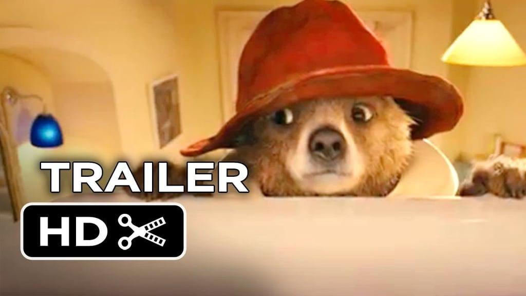 Paddington Movie Trailer
