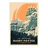 Harry Potter and the Goblet of Fire Poster ($50)