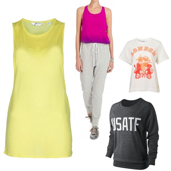 The Essential Workout Wardrobe: Top Ten Buys to Look Cool at the Gym in: Lululemon, Nike, Stella McCartney for Adidas