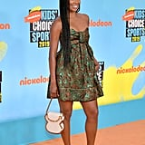 Gabrielle Union and Dwyane Wade at Kids' Choice Sport Awards