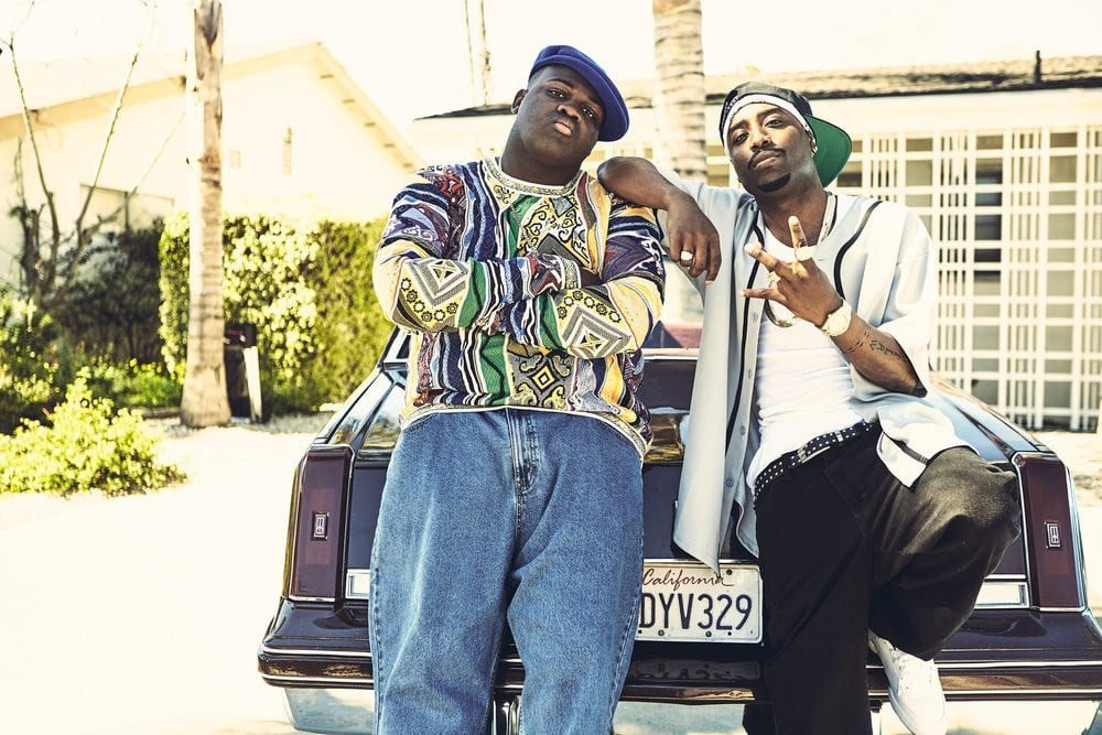 The Entire Cast of Unsolved: The Murders of Tupac and The Notorious B.I.G.