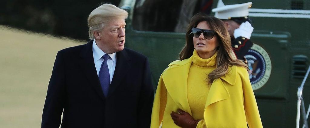 Melania Trump Best Looks 2018