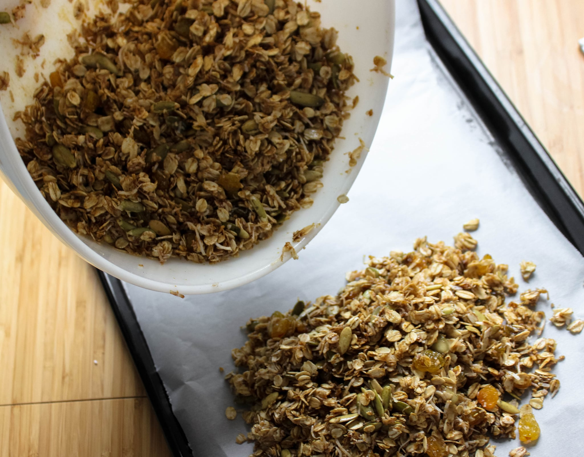 This Healthy Ginger-Molasses Granola Will Keep You Full and Focused
