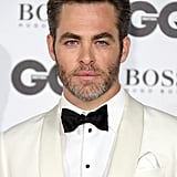 Chris Pine as Mr. Murry