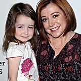 Alyson Hannigan Now