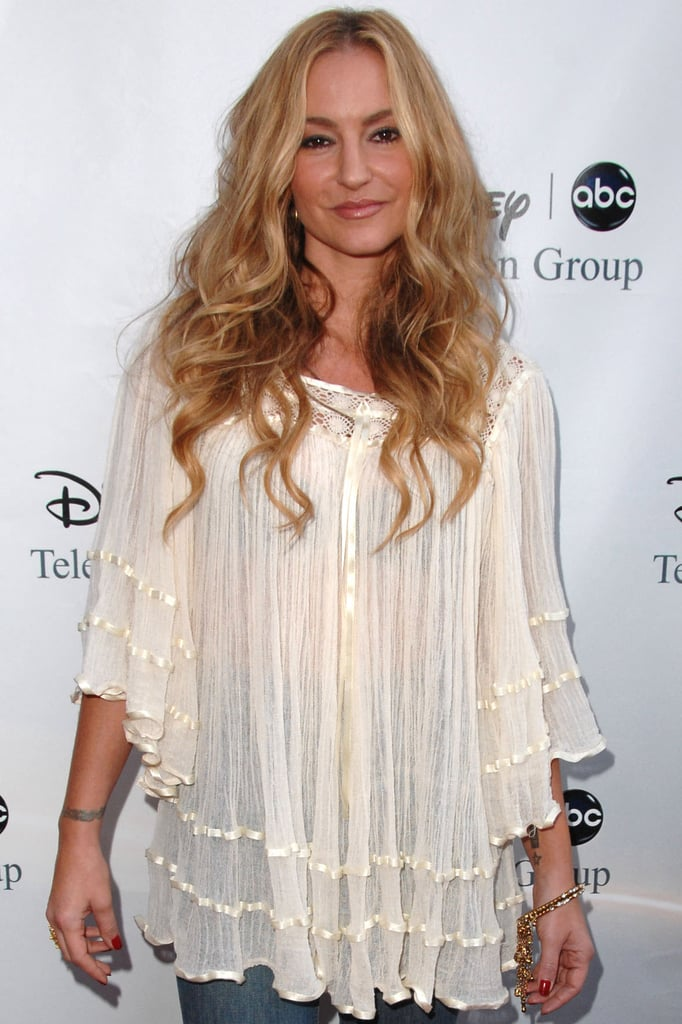 Drea de Matteo will play Krissi Cates, a stripper who may hold the clue to the deaths of Libby's family members.