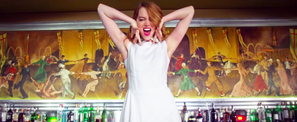 "Emma Stone in Will Butler's ""Anna"" Music Video"