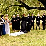 Game of Thrones-Themed Wedding
