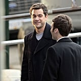 Joshua Jackson Plays Peter, but Not Groom Anytime Soon