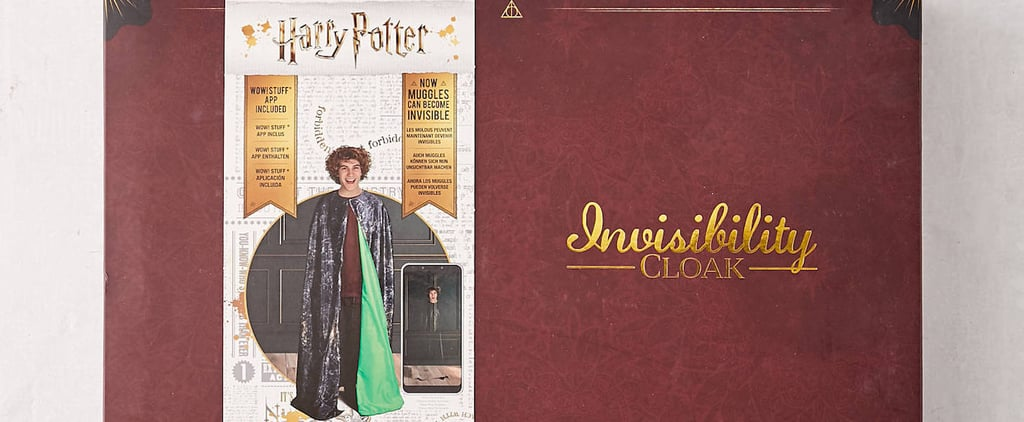This Harry Potter Invisibility Cloak Actually Works