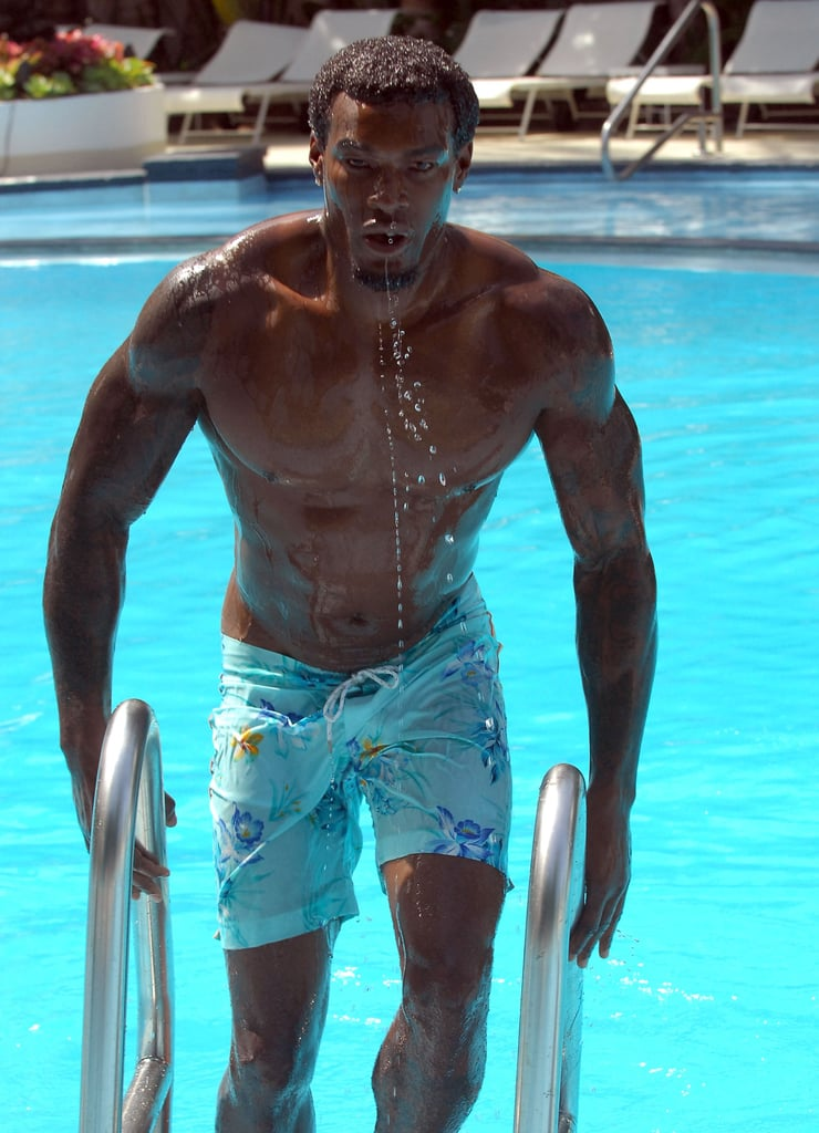 Photos Tyson Beckford le clbre mannequin pose nu avec