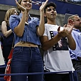 When They Wore Casual-Cool Outfits at the US Open