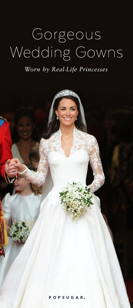 Royal Wedding Dresses | POPSUGAR Fashion Photo 22