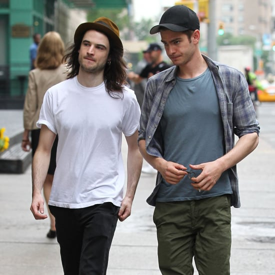 Andrew Garfield and Tom Sturridge in New York | Pictures
