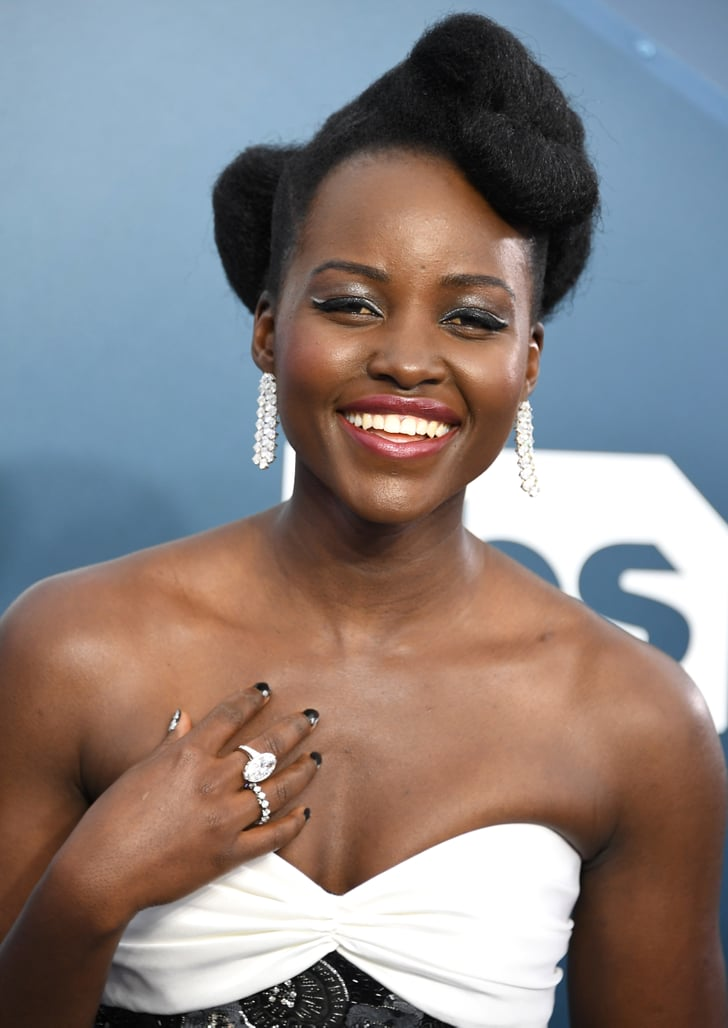 Sexy Lupita Nyongo Pictures Popsugar Celebrity