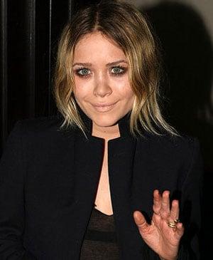 Mary-Kate Olsen's Makeup