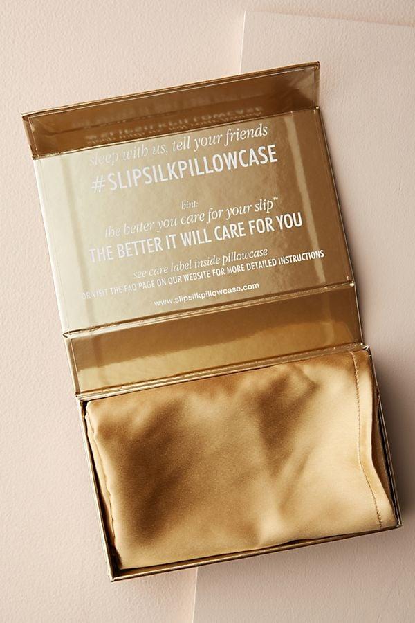Slip Silk Pillowcase Review Beauteous Slip Pillowcase Review POPSUGAR Beauty