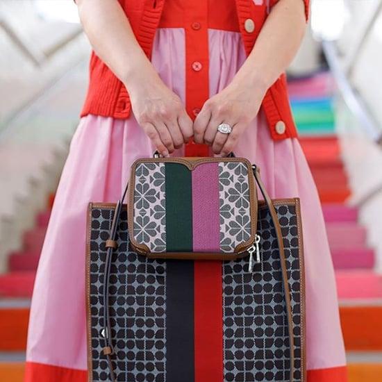The Best Kate Spade New York Flower Jacquard Bags | 2020